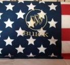Buick USA pläd