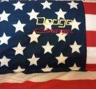 Dodge Charger USA pläd