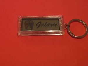 Ford galaxie nyckelring