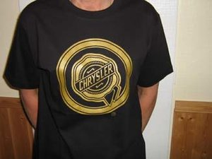 Chrysler T-shirt