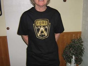 Ford old T-shirt
