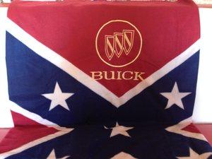 Buick Sydstatspläd