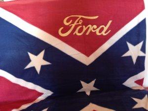 Ford Sydstatspläd