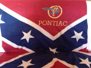 Pontiac old Sydstatspläd