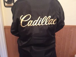 Cadillac old vindjacka