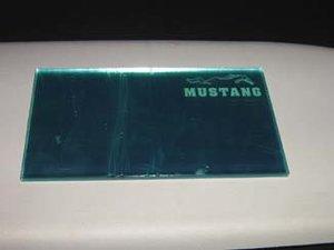 Mustang makeup-spegel