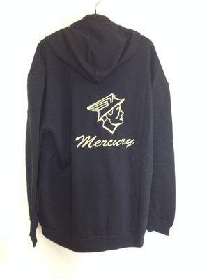 Mercury Huvtröja
