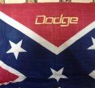 Dodge old Sydstatspläd