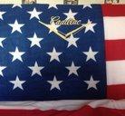 Cadillac USA pläd