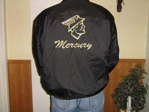 Mercury midjejacka