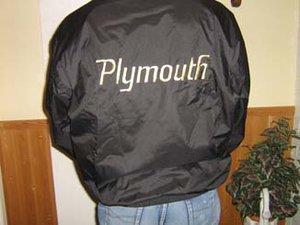 Plymouth midjejacka