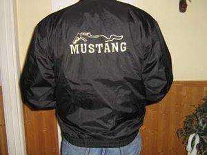 Mustang vindjacka
