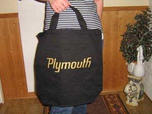 Plymouth väska