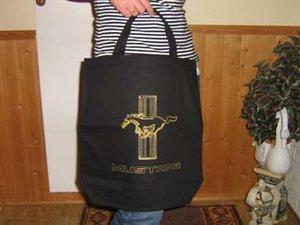 Mustang väska