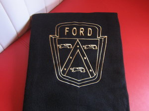 Ford old pläd