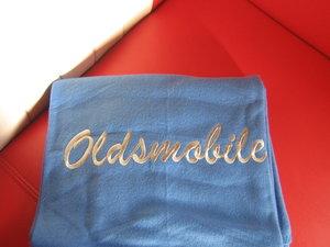 Oldsmobile pläd