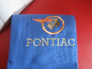 Pontiac pläd