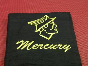 Mecury pläd