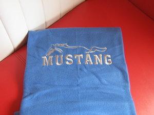 Mustang pläd
