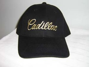 Cadillac keps