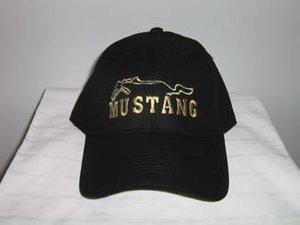 Mustang keps
