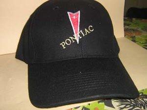 Pontiac logo keps