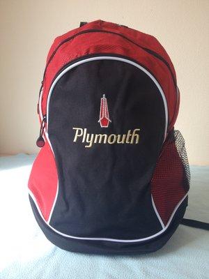Plymouth ryggsäck