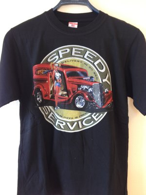 Speedy T-shirt