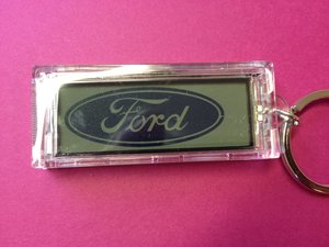 Ford nyckelring