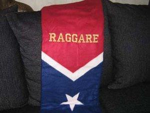 Sydstat Raggare pläd
